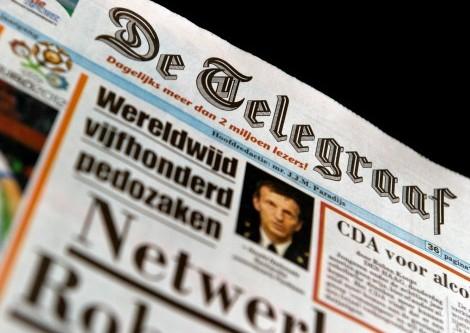 Nieuwe Telegraaf abonnees door tabloidformaat