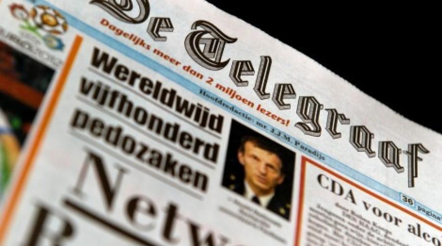 Oplage gedrukte kranten daalt verder