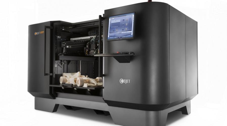 Markt voor 3D-printers verdubbelt jaarlijks