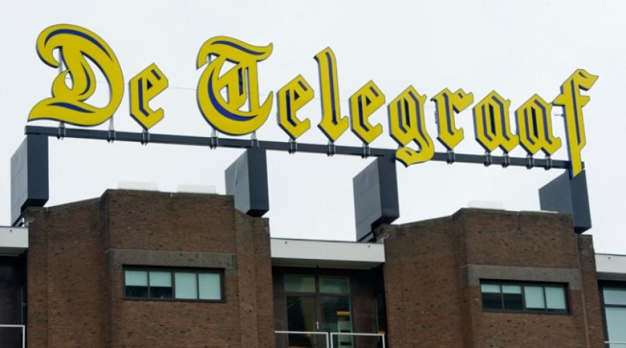 Drukkers De Telegraaf vrezen voor baan