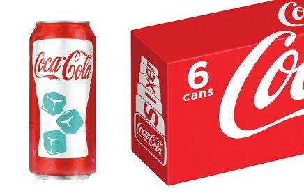 Coca Cola: ijskoud het lekkerst