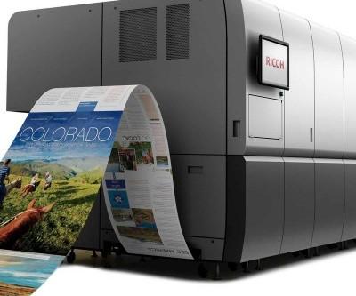 Met roestvrij stalen printkoppen en nieuw tonersysteem wil Ricoh de printproductiemarkt veroveren