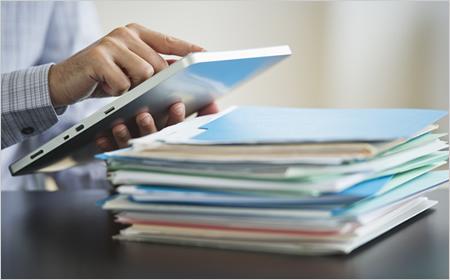 Wat je op papier leest, onthoud je beter dan wat je digitaal leest