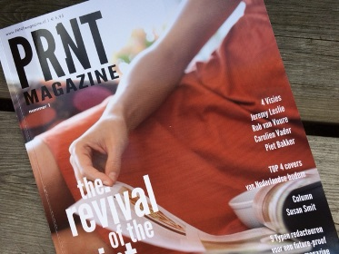 PRNT Magazine #1