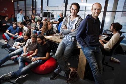 NYT en Axel Springer investeren in Blendle
