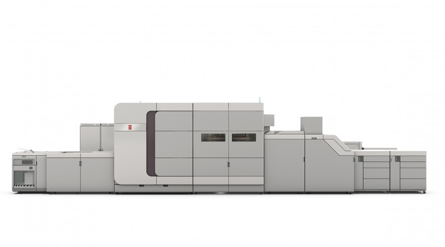 Canon introduceert sheetfed inkjet-pers