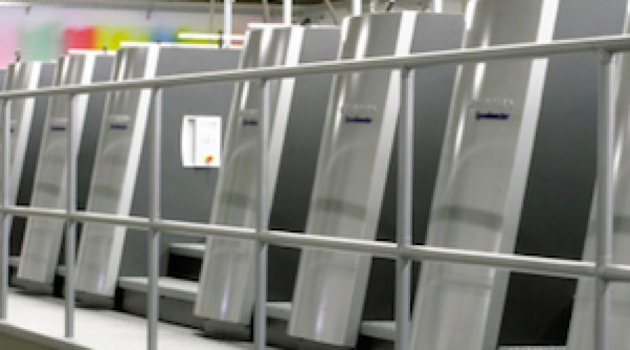 Belgische drukker Kliemo: offset in kleine oplagen kan door pers-automatisering