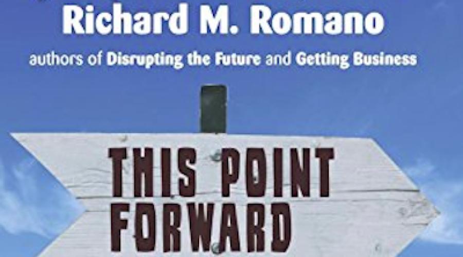This Point Forward: Hoe drukkers zich moeten voorbereiden op de toekomst