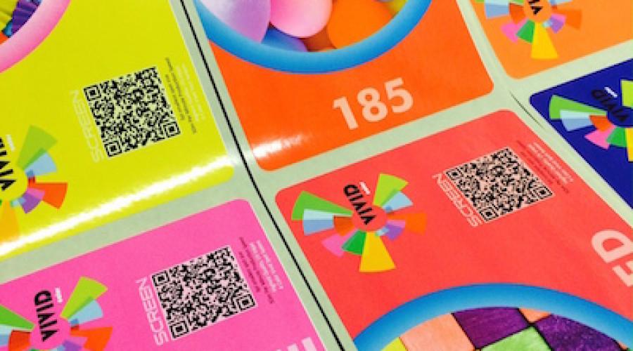 Uniek kleurbereik van Screen's L350uv digitale flexo pers