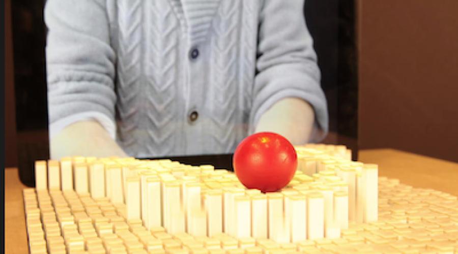 Is het inTouch MIT experiment met telepresence de toekomst voor communicatie?