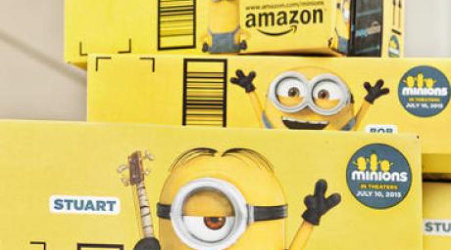 Verpakking als reclamedrager