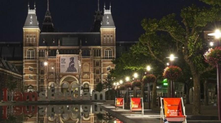 Strandstoelen voor Amsterdammers