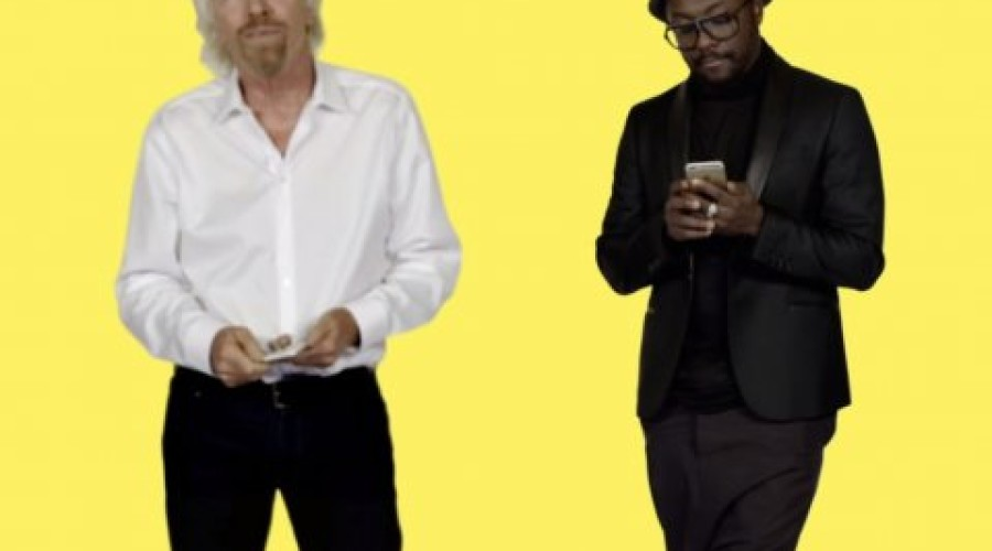 Branson steekt geld in 'visitekaartjes-app' van Nederlandse ondernemer
