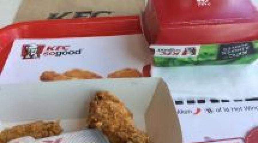 Delta Packaging wint KFC Supplier Award