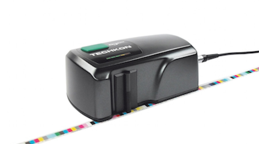 Supersnelle Techkon scan-spectrophotometer voor grootformaat